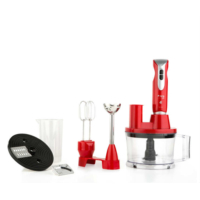 King P 957T BlendMasterPRO 1700 W Komple Blender Set