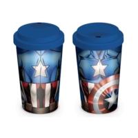 Pyramid International Seyahat Kupası Marvel Captain America Torso