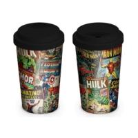 Pyramid International Seyahat Kupası Marvel Retro Covers Seyahat Kupası