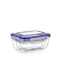 Lock&Fresh 3'lü Contalı Dikdörtgen Set(400,800,1400 ml)