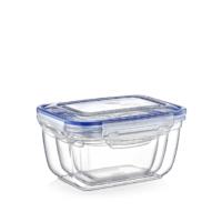 Lock&Fresh 3'lü Contalı Dikdörtgen Set(550,1000,1800 ml)