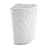 Dünya Plastik 52 lt Rattan Corner Sepet