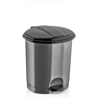 Dünya Plastik 7 lt Pedallı Çöp Kovası