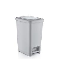 Dünya Plastik 15 lt Slim Pedallı Çöp Kovası