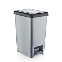 Dünya Plastik 25 lt Slim Pedallı Çöp Kovası