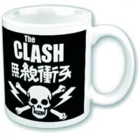 Rock Off The Clash Kupa Skull & Crossbones