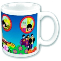 Rock Off Yellow Submarine Portholes Kupa