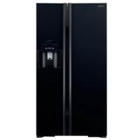 Hitachi Buzdolabı Siyah R-S700GPRU2 GBK