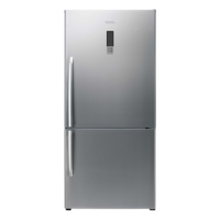 Vestel Nfk530 Ex No-Frost İnox Kombi Buzdolabı A+ Enerji