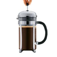 Epinox French Press 350 Ml Filtre Kahve Presi Çok Amaçlı Kullanım Gerçek İnox Orjinal Ürün