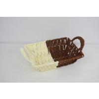 Cosıness Kulplu Dikdörtgen Ekmek Sepeti