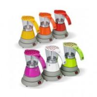 Gat iCoffee Show Elektrikli Yeşil Moka Pot 4 Cup