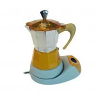 Gat Fanta Elektrikli Sarı Moka Pot 6 Cup
