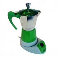 Gat Fanta Elektrikli Yeşil Moka Pot 4 Cup