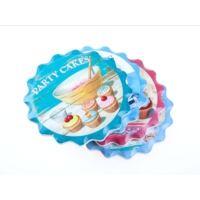 Biev Cupcake Bardak Altlığı 11 cm