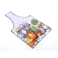 Biev Mor Çiçek Nihale 17 X 29 cm