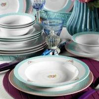 Kütahya Porselen 24 Parça 9381 Desen Yemek Seti