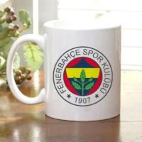 Adell Digital Fenerbahçe Beyaz Kupa Bardak Baskı