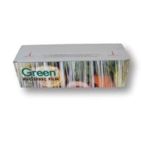 Green Streç Film 30cm x 300metre 9mikron Gıdaya Uygun