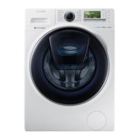 Samsung WW12K8412OW/AH A+++ 12 Kg 1400 Devir AddWash Akıllı Kapak Teknolojili Çamaşır Makinesi