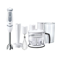 Braun Mq 5077 Full Blender Seti