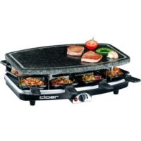 Cloer 6430 Raclette Grill Izgara