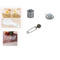Emr Mutfak Çay Süzgeci Seti - Çay Süzgeçleri Takımı 7 Parça