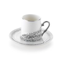 Schafer 4 Prç.Ottoman Kahve Fincan Tak.(04487)