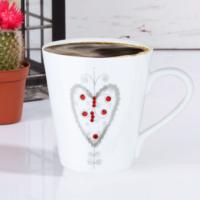 Kosova Porselen Taşlı Kupa
