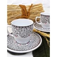 Keramika 4 Adet Magıc Kahve Takımı Haliç