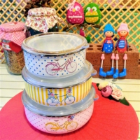 Miss Betty Bicyl 3'lü Pişir Sakla Tenceresi