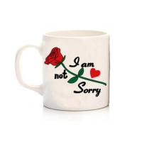 Köstebek Im Not Sorry - Rose - Harajuku Kupa
