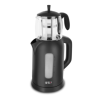 Sinbo STM-5812 Elektrikli Çay Seti
