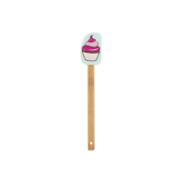 Tantitoni Silikon Cupcake Desenli Spatula