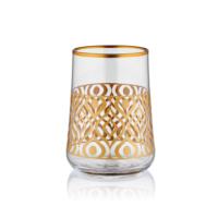 Koleksiyon Aheste Kahve Bardak Seti 6Lı Ikat Altın Premıum