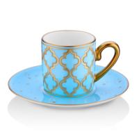 Koleksiyon Eva Türk Kahvesi Seti 6Lı Vıyana