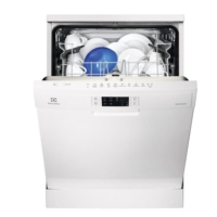 Electrolux Esf5511low 6 Program A+ Lcd Ekran Beyaz Bulaşık Makinesi