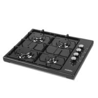 Kumtel Lx-420F Slim Set Üstü Ocak Siyah