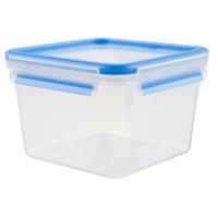Tefal Clip&Close Kare Plastik Saklama Kabı 1.75L