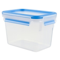 Tefal Clip&Close Dikdörtgen Plastik Saklama Kabı 1.1L