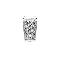 Joy Glass 6'Lı Siyah Kahve Yanı Su Bardağı