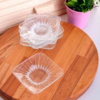 Joy Glass 6 Lı Çivi Çay Tabağı