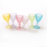Joy Glass 6 Lı Kahveyanı Su Bardağı - Soft Renk