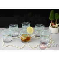Acar Vintage Viski Bardağı 6 Adet