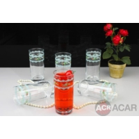 Acar Vintage Meşrubat Bardağı 6 Adet