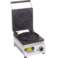 Remta Çiçek Model Waffle Makinası Elektrikli 21 cm