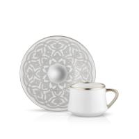 Koleksiyon Sufı Turk Kahvesı St 6Lı Lale Platın