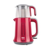 Fakir Teatime Çay Makinesi Kırmızı