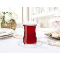 Madame Coco Leıla 6-Lı Çay Bardağı 130 Ml