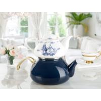 Madame Coco Royale Bleu Çaydanlık